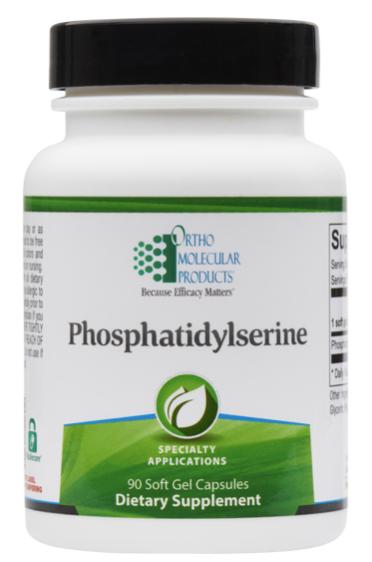 Phosphatidylserine by Ortho Molecular Products
