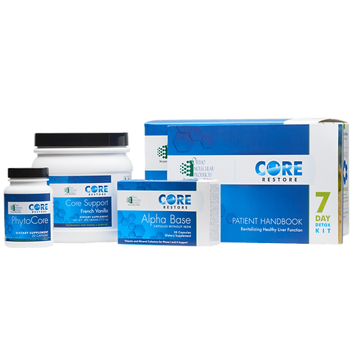 Core Restore 7 Day Detox by Ortho Molecular