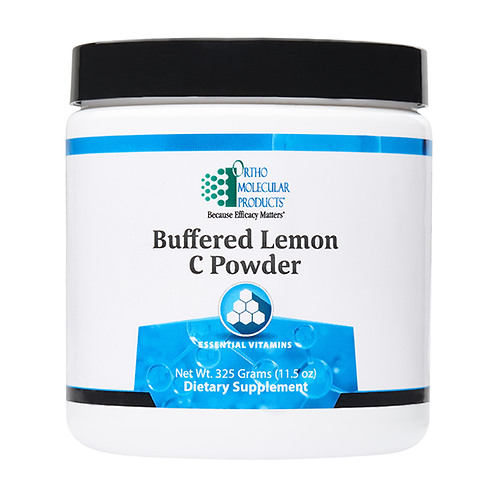 Buffered Lemon C by Ortho Molecular Products