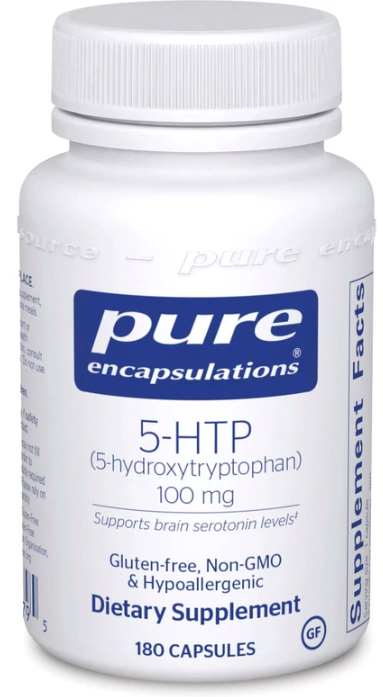 5-HTP by Pure Encapsulations - 100 mg