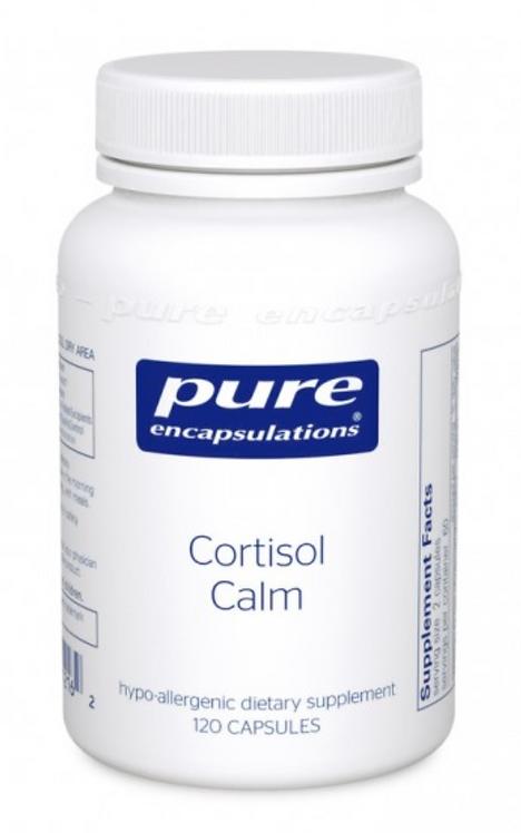 Pure Encapsulations Cortisol Calm - 120 capsules