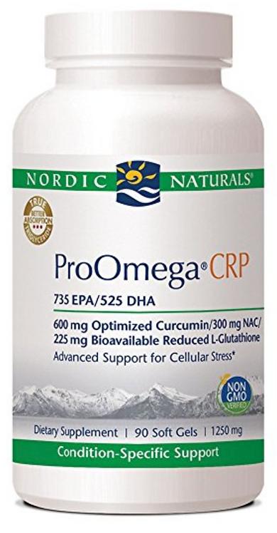 Nordic Naturals ProOmega CRP - 90 soft gels