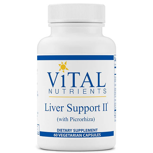 Liver Support II by Vital Nutrients