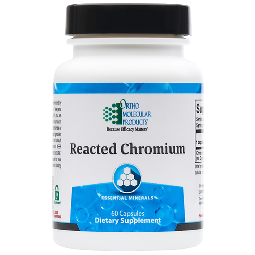 Reacted Chromium by Ortho Molecular Products