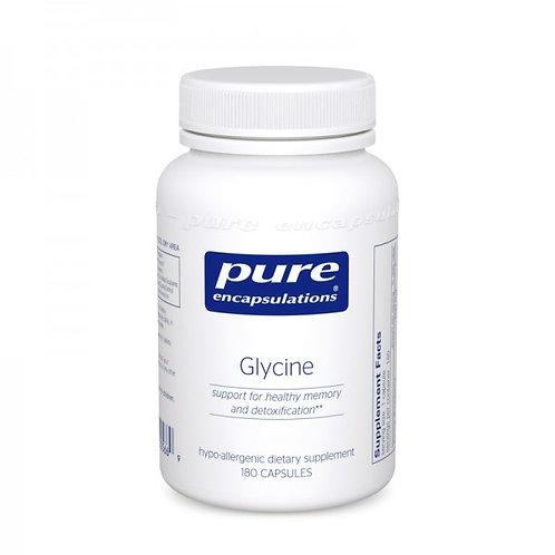 Pure Encapsulations Glycine - 180 Capsules