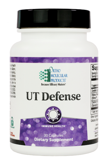 UT Defense by Ortho Molecular Products
