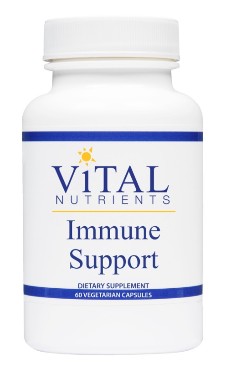 Vital Nutrients Immune Support - 60 capsules