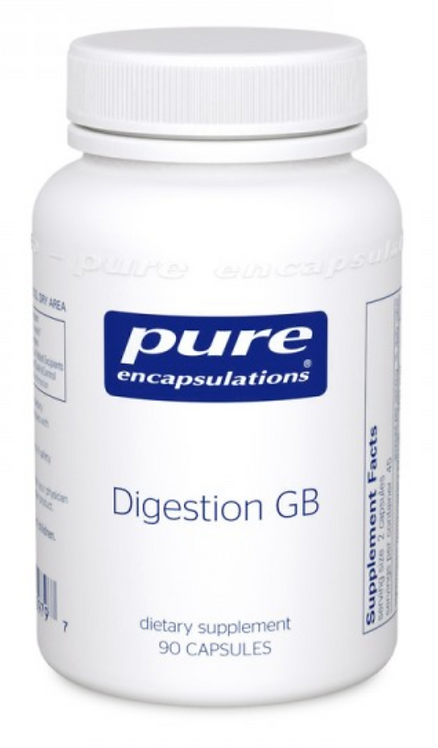 Pure Encapsulations Digestion GB - 180 capsules