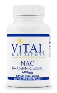 NAC by Vital Nurients