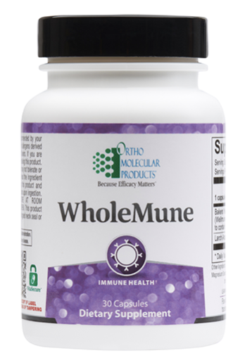 WholeMune by Ortho Molecular Products