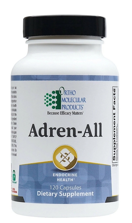 Adren-All by Ortho Molecular Products