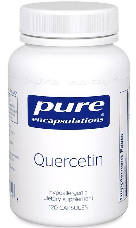 Pure Encapsulations Quercetin - 60 Capsules