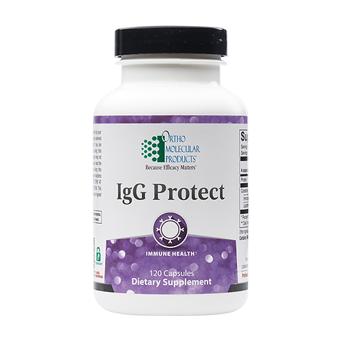 IgG Protect by Ortho Molecular - 120 Capsules
