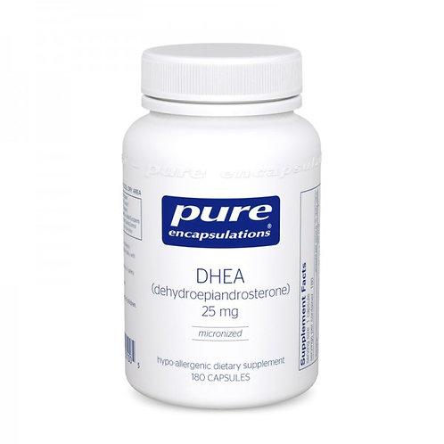Pure Encapsulations DHEA 25mg - 180 capsules