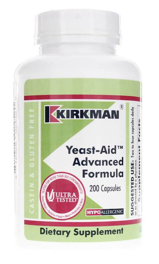 Kirkland Yeast-Aid - 200 Capsules