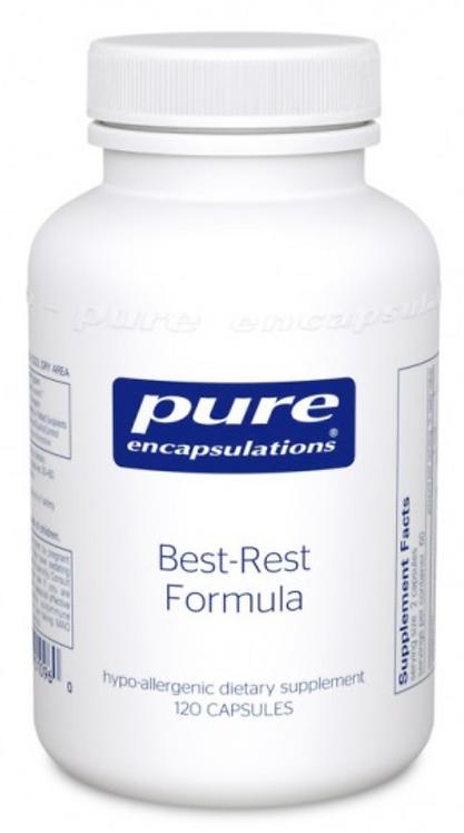 Pure Encapsulations Best-Rest Formula - 60 capsules