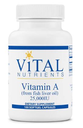 Vitamin A by Vital Nutrients