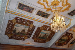 Decoration in Large Hall