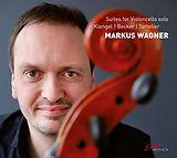 Markus Wagner CD Klengel Becker Tortelier