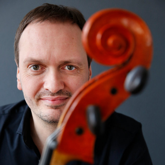 Markus Wagner Cellist Cello Professor