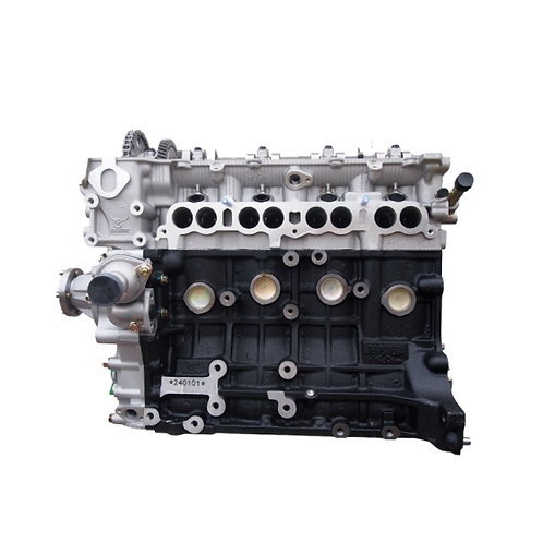 1995-00 Toyota 2RZ 2400cc New Long Block Engine (8-port)