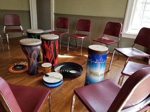 HealthRHYTHMS Drumming
