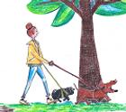 Sabrina promenade et garde de vos animaux de compagnie