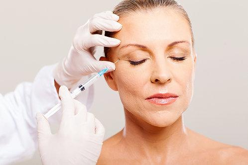 Botox: $9.75 unit