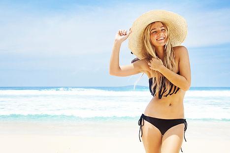 get your body beach ready feel confident on the beach swimsuit body beach body quick beach body corona aesthetician corona aesthetics skin rejuvenation