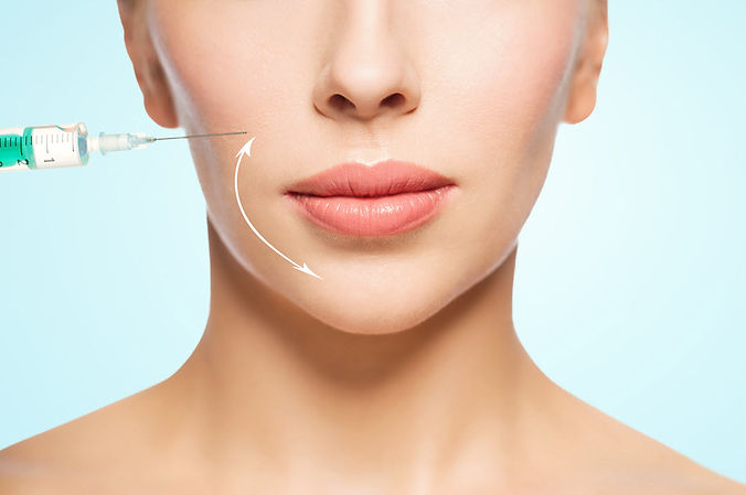 About Cosmetic fillers, Juvederm, Radiesse, hyaluronic acid, smooth wrinkles, plump skin