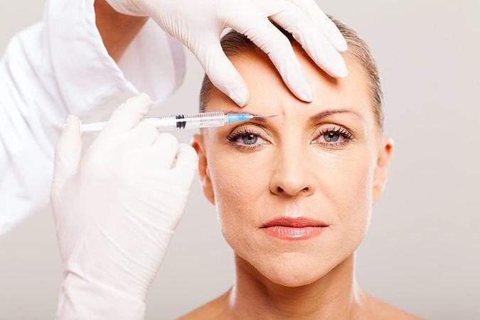 soften wrinkles forehead lines Soften wrinkles Corona aesthetics Corona aesthetician Skin rejuvenation