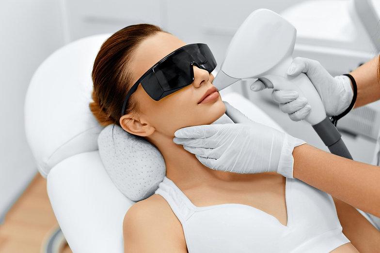 laser hair removal face Laser Hair Removal Corona aesthetics Corona aesthetician
