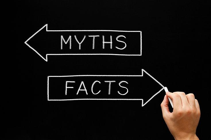 botox myths versus facts myths about botox Corona aesthetics Corona aesthetician Skin rejuvenation