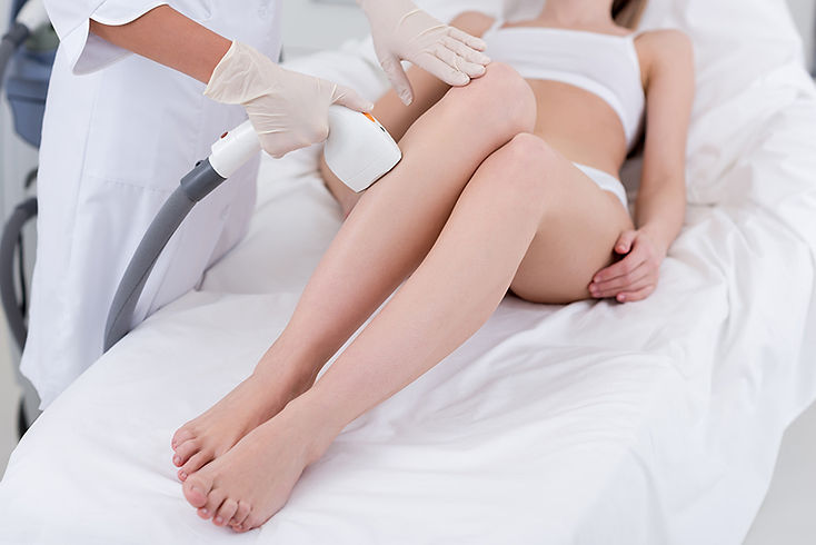 woman getting laser hair removal, Ways to get perfect skin, get your skin summer perfect, beach skin, summer skin, get perfect skin, get beautiful skin, get healthy skin