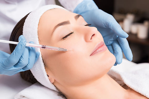 facial injection, get injections before the holidays, benefits of injectables, holiday botox, about cosmetic injections