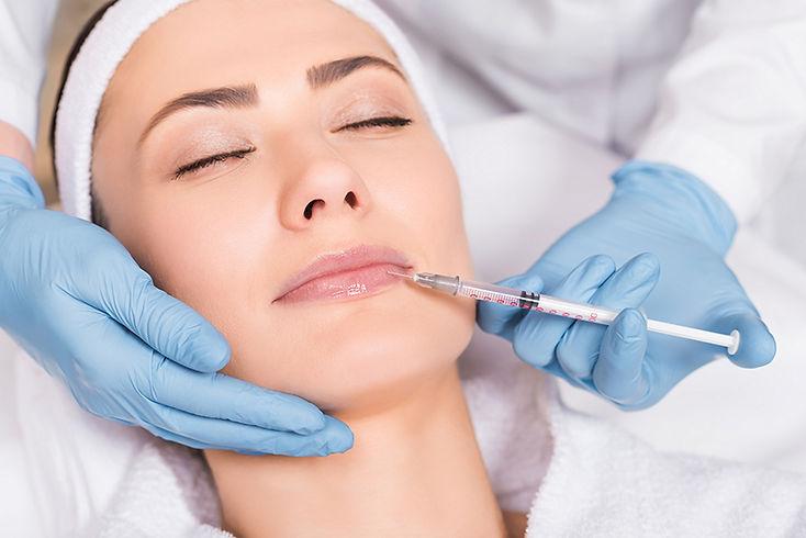 lip injection lip fillers Corona aesthetics Corona aesthetician Skin rejuvenation