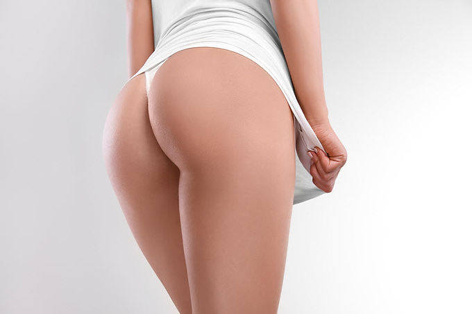 Quickly contour my butt, Radiesse buttocks lift, Radiesse dermal filler butt lift, non-surgical buttocks lift