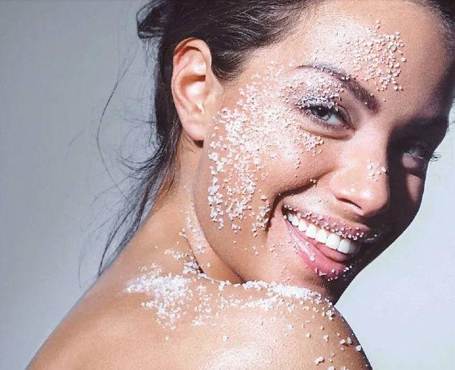 Sea Salt Facial, SaltFacial, sea salt skin treatments, salt facial treatment, sea salt skin benefits, where to get sea salt facial