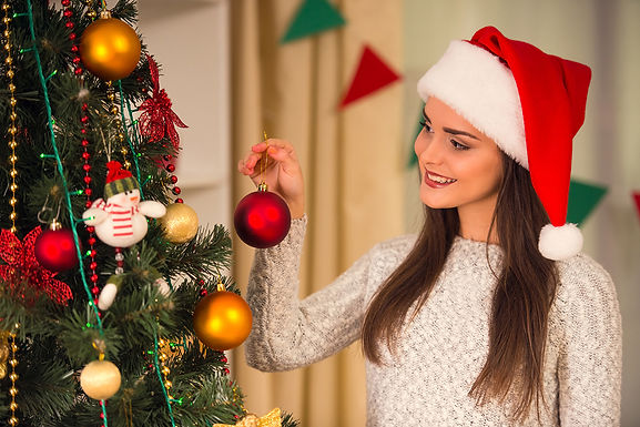 smiling woman, holiday ready with botox, holidays and Botox, look better for the holidays, how does botox work, botox before holidays