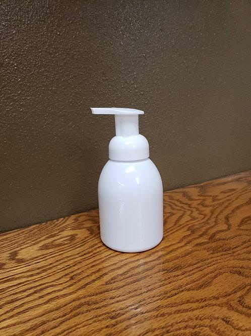 Foaming refillable bottle, 10 ounce