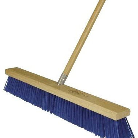 587918 - Rough Push Broom