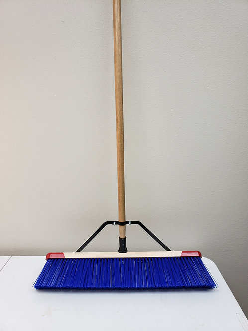 "4494 Series Complete - 18"" 24"" 30"" 36"" Street Broom ""Big Blue"""