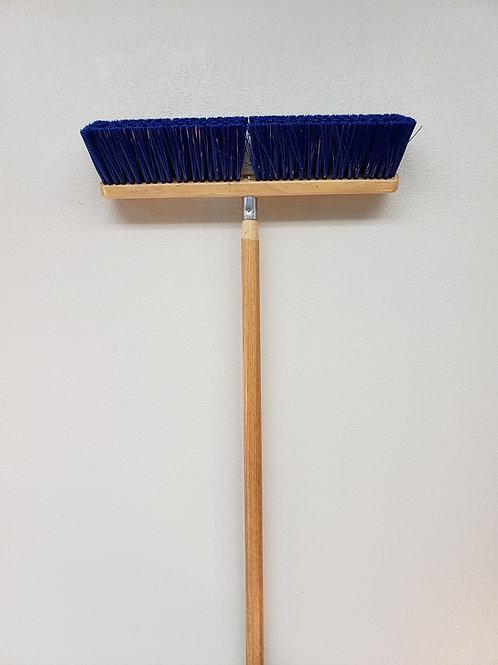 "5879 Series Complete - 18"" Rough Push Broom"