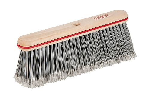 "118-4 Head Only - 9"" Angled Smooth Sweep Upright Broom"