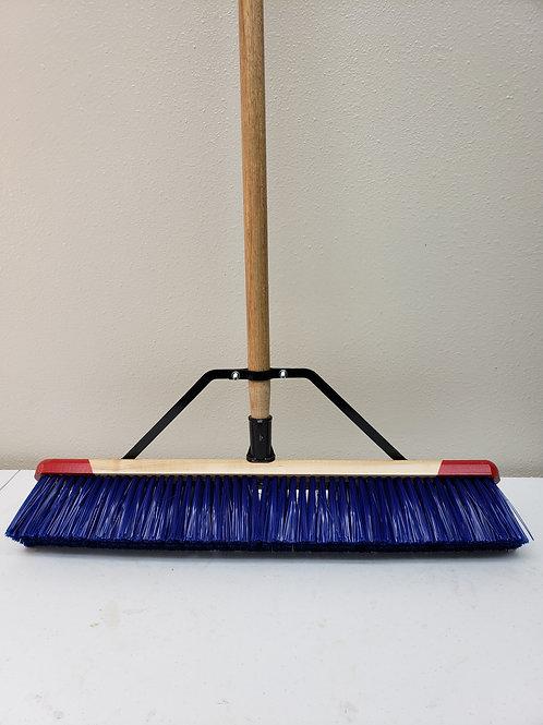 """79 Series Complete - 24"""" Stiff Heavy Debris Push Broom"""