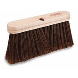 "110 -  9"" Fine/Medium 45° Upright Broom Head"