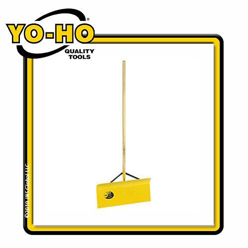 YOHO 04040 24in Braced Spring-Steel Pusher
