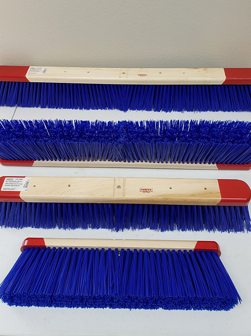 "4494 Series Head Only - 18"" 24"" 30"" 36"" Street Broom ""Big Blue"""