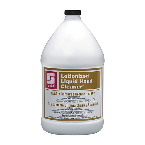 S300304 - Lotionized Liquid Hand Cleaner