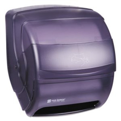 LAG SJMT850TBK - San Jamar Integra Lever Roll Towel Dispenser, Black